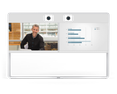 The MX700 is one of several new and improved video conferencing systems and tools Cisco announced on Wednesday