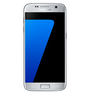 Samsung Galaxy S7 - silver, front