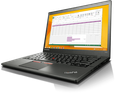The Lenovo ThinkPad T450s.