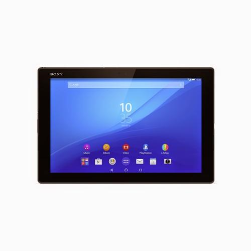 The Xperia Z4 Tablet from Sony weighs from only 389 grams.