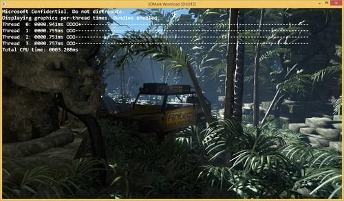 DirectX 12 benchmarking