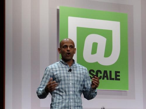 Facebook's Jay Parikh at the @Scale conference Monday