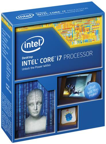 Intel's Haswell fourth-generation Core i7 quad-core desktop chip in box, fanless