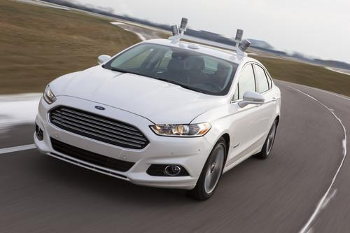 Ford announced Wednesday that it hopes that researchers at MIT can come up with advanced algorithms to help the vehicle learn to predict where other vehicles and pedestrians could be in the future.