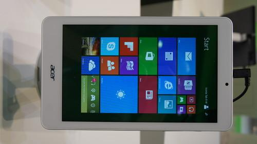 The Iconia Tab 8 W will cost $149 when it ships in November in the U.S.