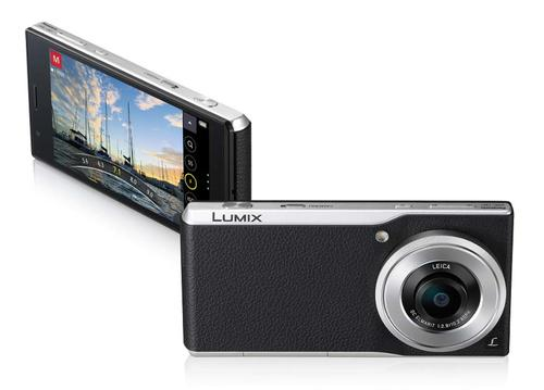 Officially, Panasonic's Lumix CM1 is a camera with LTE communications functions.