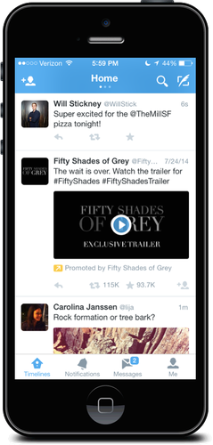 With Twitter's promoted video program, brands can pay Twitter to include videos in their tweets.