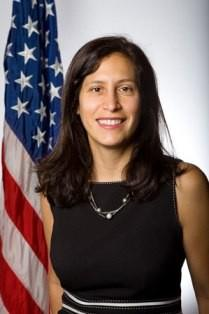 U.S. White House officials, including Intellectual Property Enforcement Coordinator Victoria Espinel,announce a new public education campaign on copyright infringement.