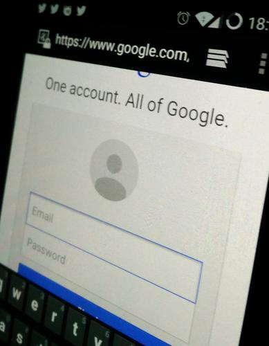 Android browser bug allows attackers to spoof the URLs displayed in the address bar