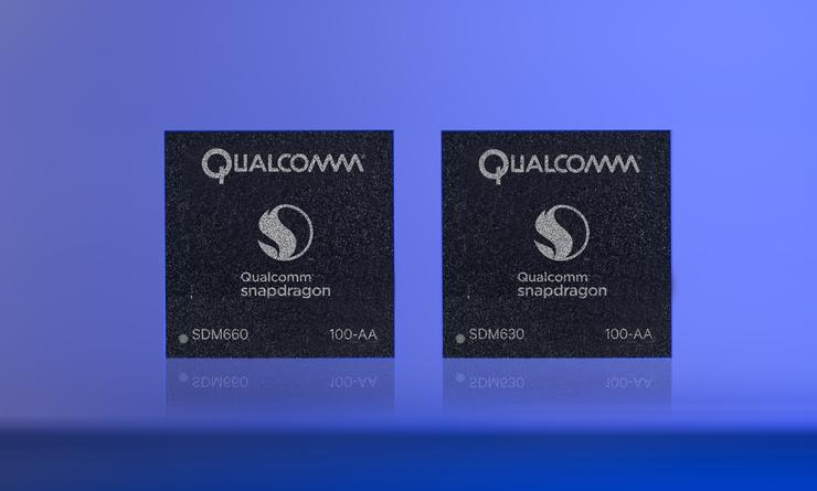 Qualcomm unveils two new Snapdragon processors for smartphones
