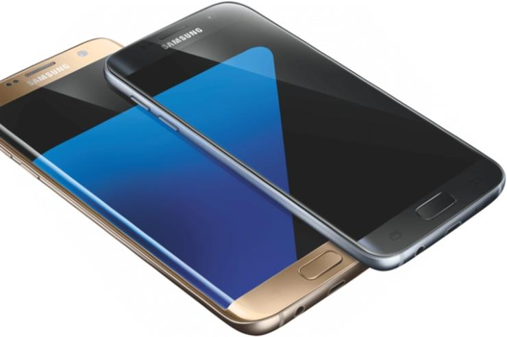The stunning new Galaxy S7 and S7 Edge