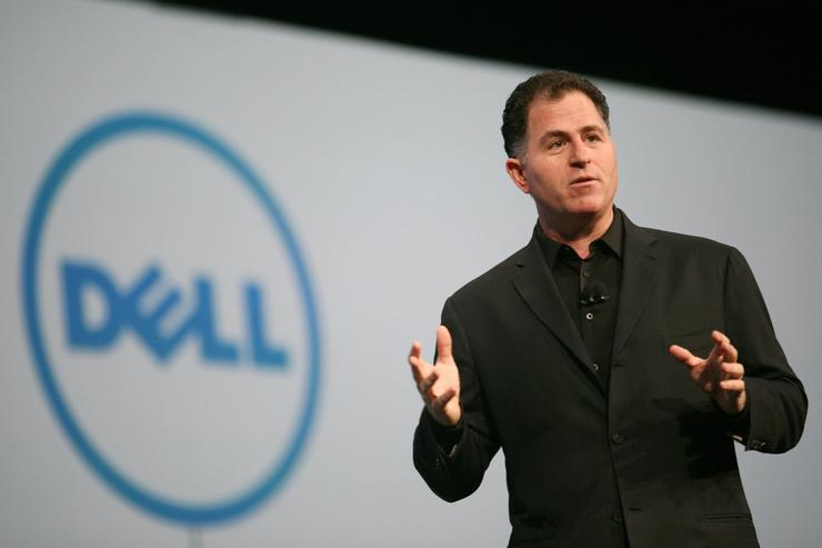 Dell, led by CEO, Michael Dell, is reportedly in advanced talks to buy EMC.