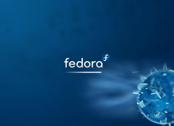 Fedora 10 has a new graphical boot screen dubbed Plymouth