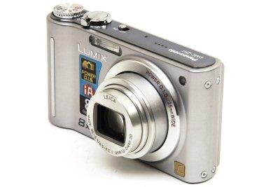 The Panasonic LUMIX DMC-ZR1 digital camera has an 8x optical zoom.
