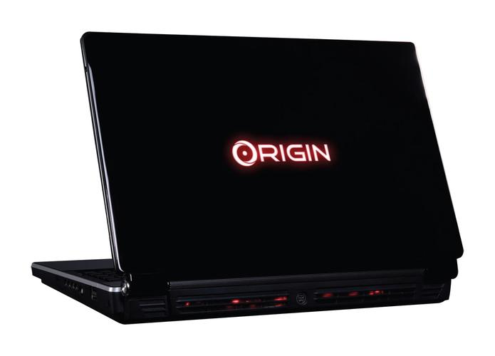 ORIGIN EON18 laptop
