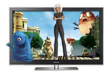 The Samsung PN50C7000 is one of the 3D plasma televisions that will be released in Australia in April.
