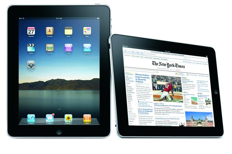 VHA and Telstra have announced they will be offering data plans for the Apple iPad