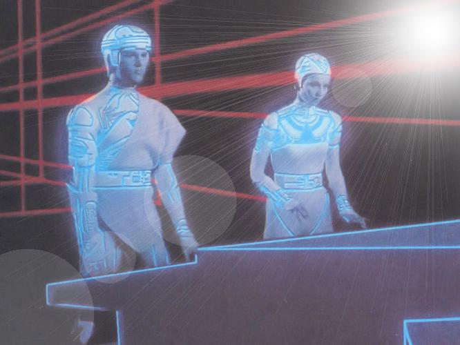 Could a Tron-style future be too far away?