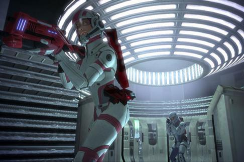Mass Effect's sequel to receive bonus weapons and armour