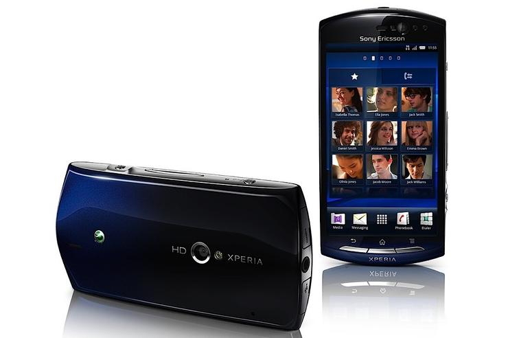Sony Ericsson's XPERIA Neo Android phone will launch in Australia through Telstra