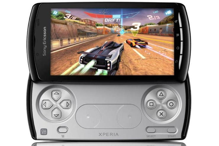 Sony Ericsson's XPERIA Play Android phone has also been dubbed the 'PlayStation phone'