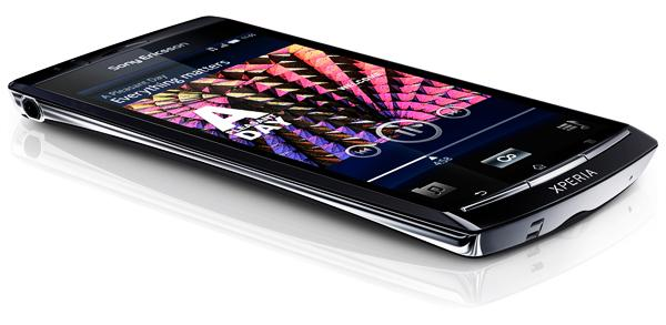 Sony Ericsson's Xperia arc S is one of a few phones to feature HD voice capability