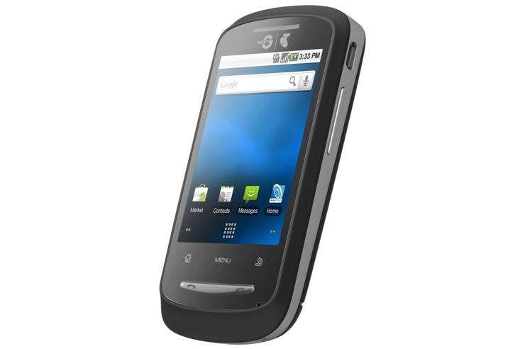 Telstra's Smart-Touch Android phone will be available from 22 March and will retail for $99