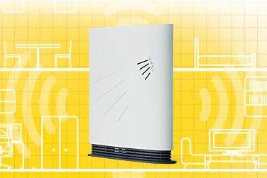 The Optus '3G Home Zone' uses femtocell technology