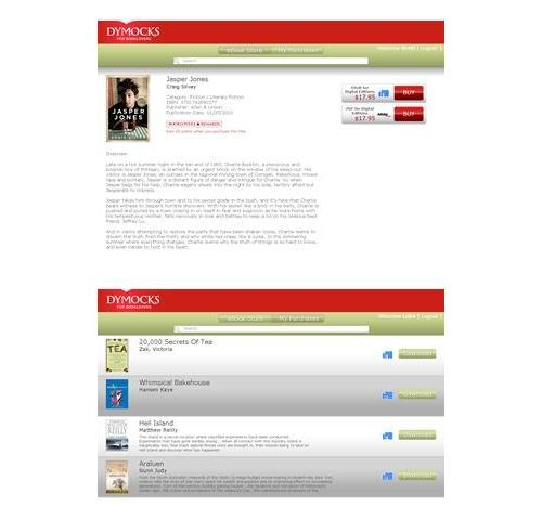 Dymocks' new eBook app for Android can be used with any device