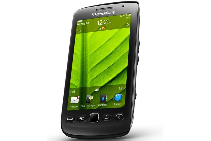 The BlackBerry Torch 9860 is just the third BlackBerry to be released without a physical keyboard