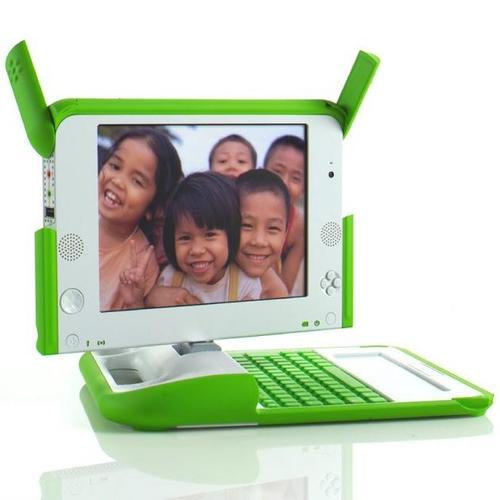 One Laptop per Child (OLPC) Project XO laptop