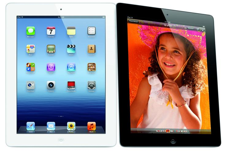 Apple's new iPad looks the same as the iPad 2, so what has been upgraded?