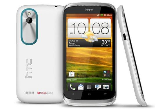 Optus will be the first carrier in Australia to sell HTC's new Desire X smartphone