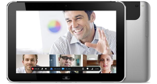 HP ElitePad 900 business tablet running on Windows 8. Launching early 2013 with an RRP of $899.
