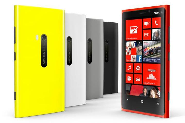 "The Nokia Lumia 920 will be available through Telstra from ""late November""."
