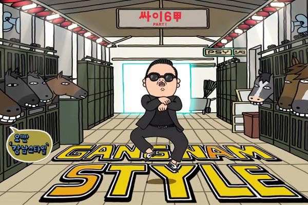 Horse play: Now you can also be just as wacky and off-beat as PSY with the release of Gangnam Style as DLC for Dance Central 3