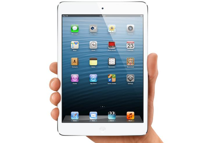 Apple's iPad mini: perfect for a car installation?