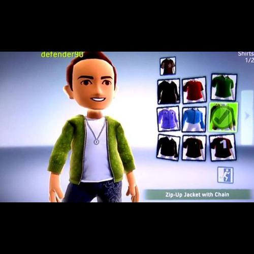 Xbox 360 owners will be able to use their personal Avatars in Guitar Hero 5.