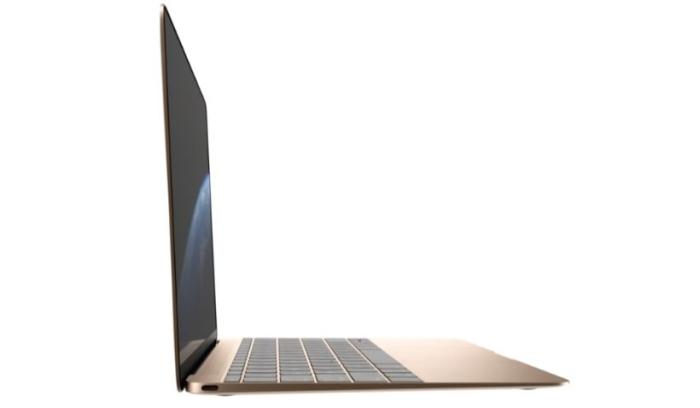 Silent laptop: Apple 12in MacBook