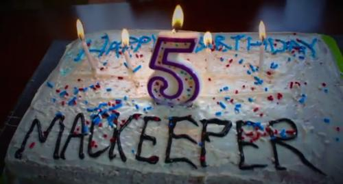 MacKeeper celebrated its fifth birthday last month, but the security and performance application has been dogged by accusations it exaggerates threats to complete a sale.