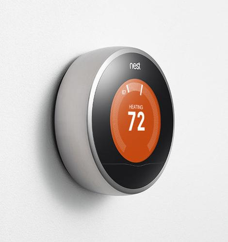 Nest's thermostat