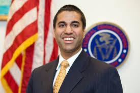 Ajit Pai, a Republican commissioner at the U.S. Federal Communications Commission, says the agency's net neutrality plan would bring heavy regulation to broadband providers