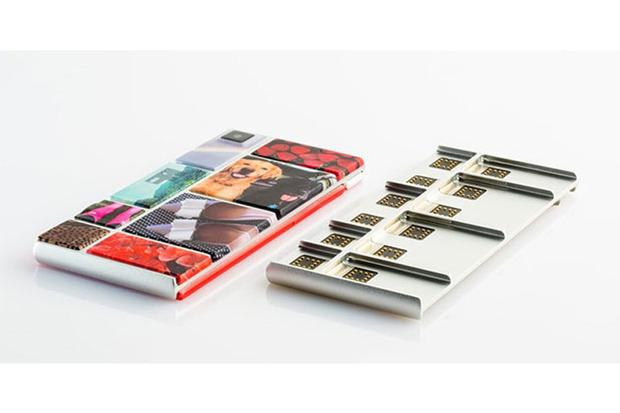 Project Ara prototype. Credit: Google