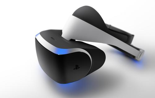 A rendering of Project Morpheus.