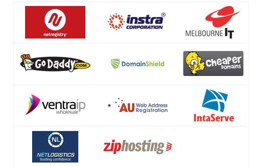 The $1 net.au domain names can be purchased through AusRegistry's retail partners.