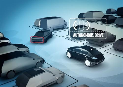Volvo's self-driving cars can park itself