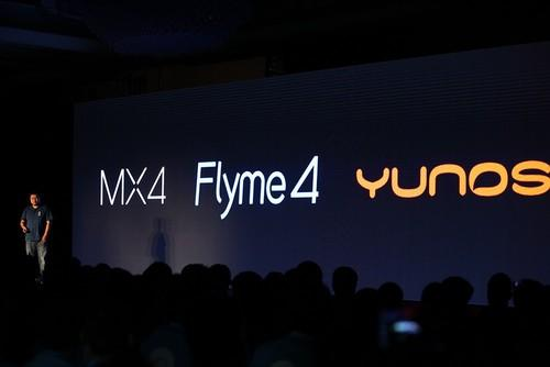Meizu plans to use Alibaba's YunOS in new phones.