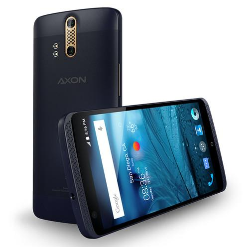ZTE's new Axon phone arrives in the U.S. next month.