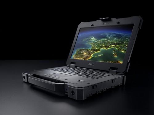 New rugged laptop from Dell has a screen with a twist