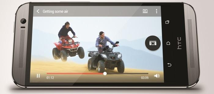 HTC unveils One M8: DuoCamera, even louder speakers and a metal body